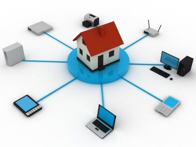 connected home