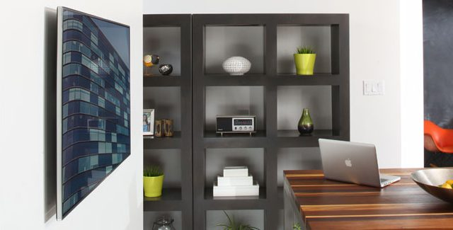 stereoland - tv mount flat