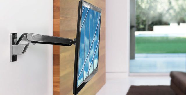 stereoland, interactive tv mounting